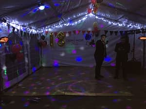 Marquee Hire Disco Sussex