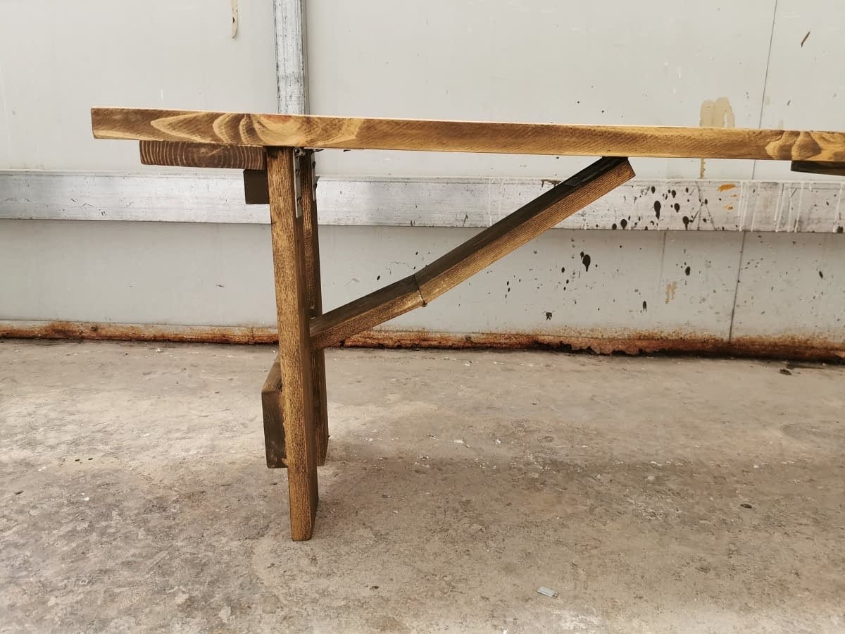 Rustic Bench Hire Wooden Bench Hire London Kent