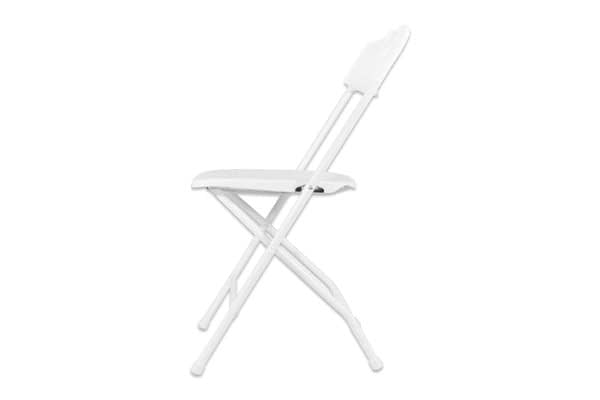 white folding chair hire Surrey