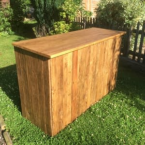 rustic bar hire sussex
