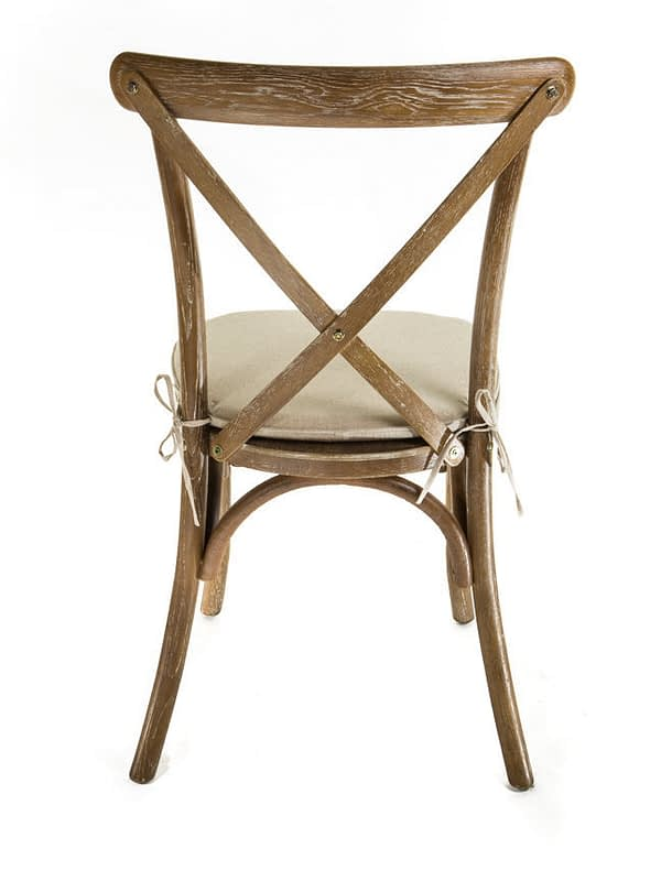 cross back chair hire Kent