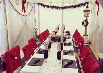 dinner party Marquee Hire Croydon