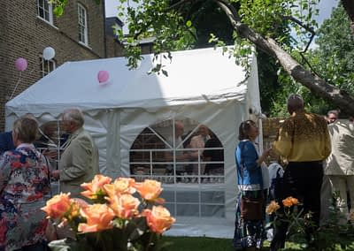 Catering Marquee hire Clapham London