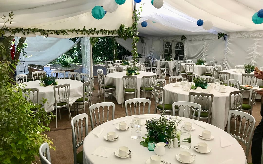 Flat vs Pleated. Choosing The Right Lining for Your Event