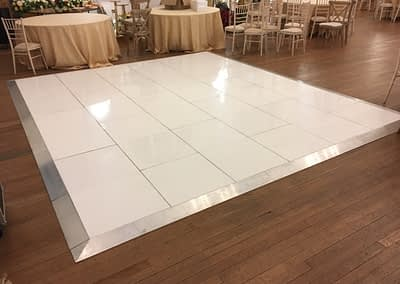 dance floor hire Hampshire