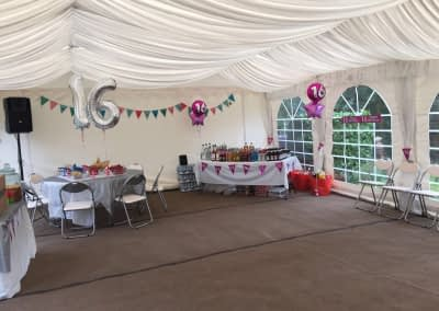 Table Hire Croydon