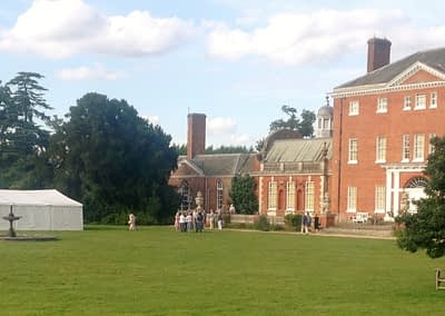 corporate Marquee hire Guildford Surrey