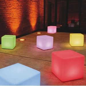 LED Cube Hire London