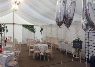 Chiavari Chair hire Berkshire