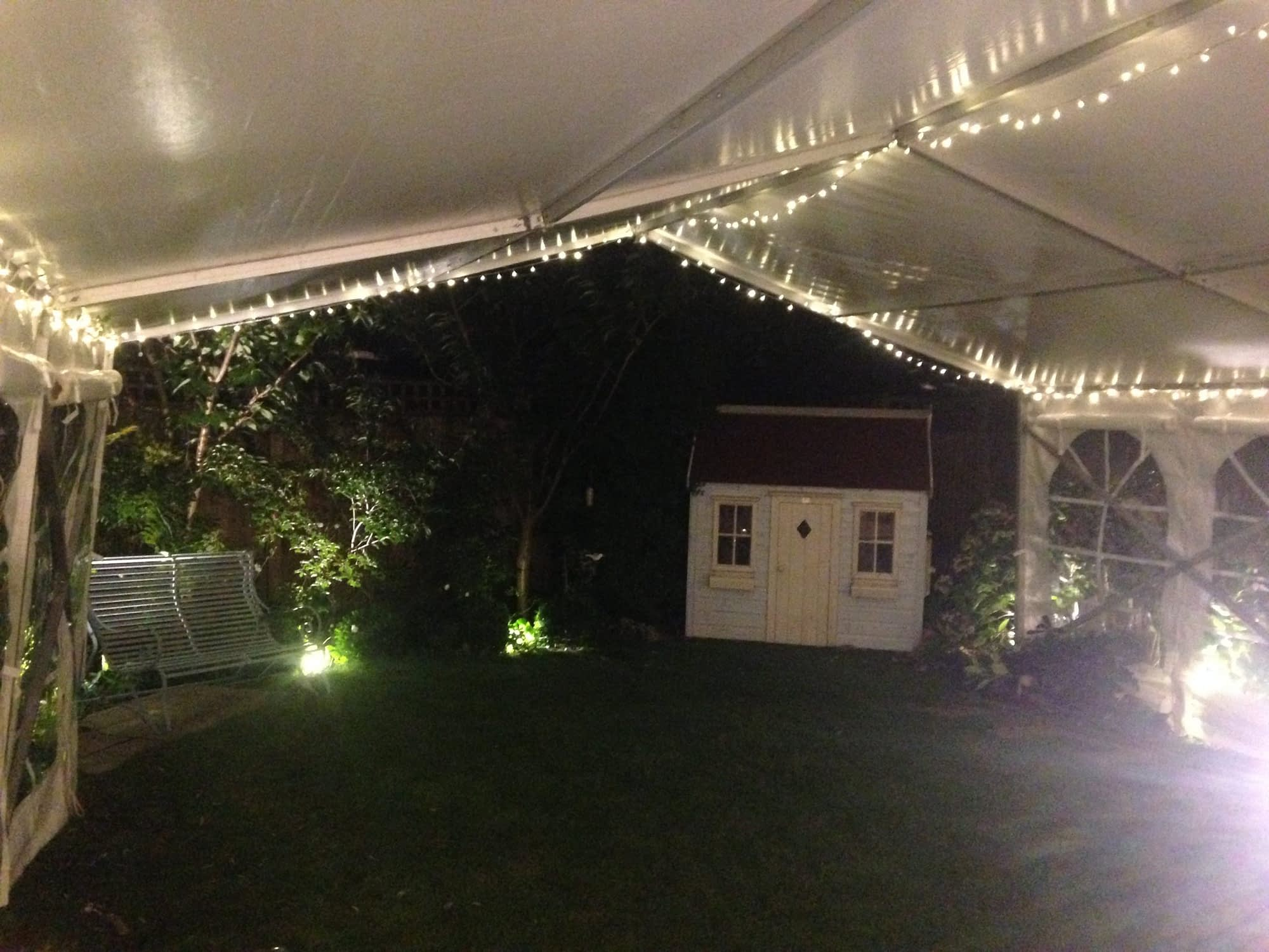 Marquee Hire Chiswick