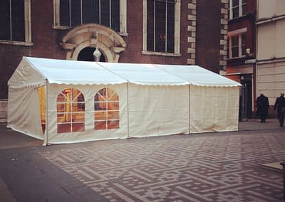 corporate event London Marquee Hire