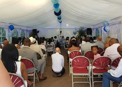 Wedding Marquee Hire Croydon