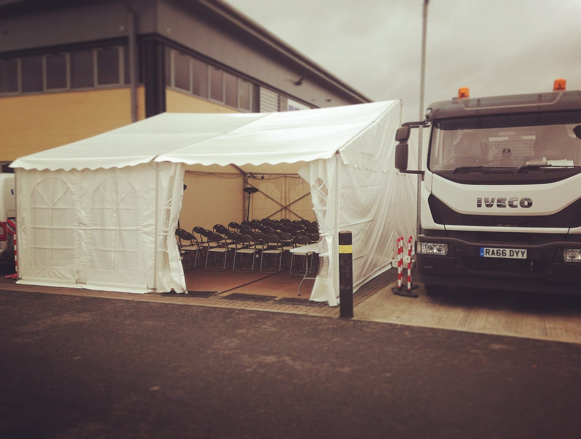 corporate marquee hire croydon
