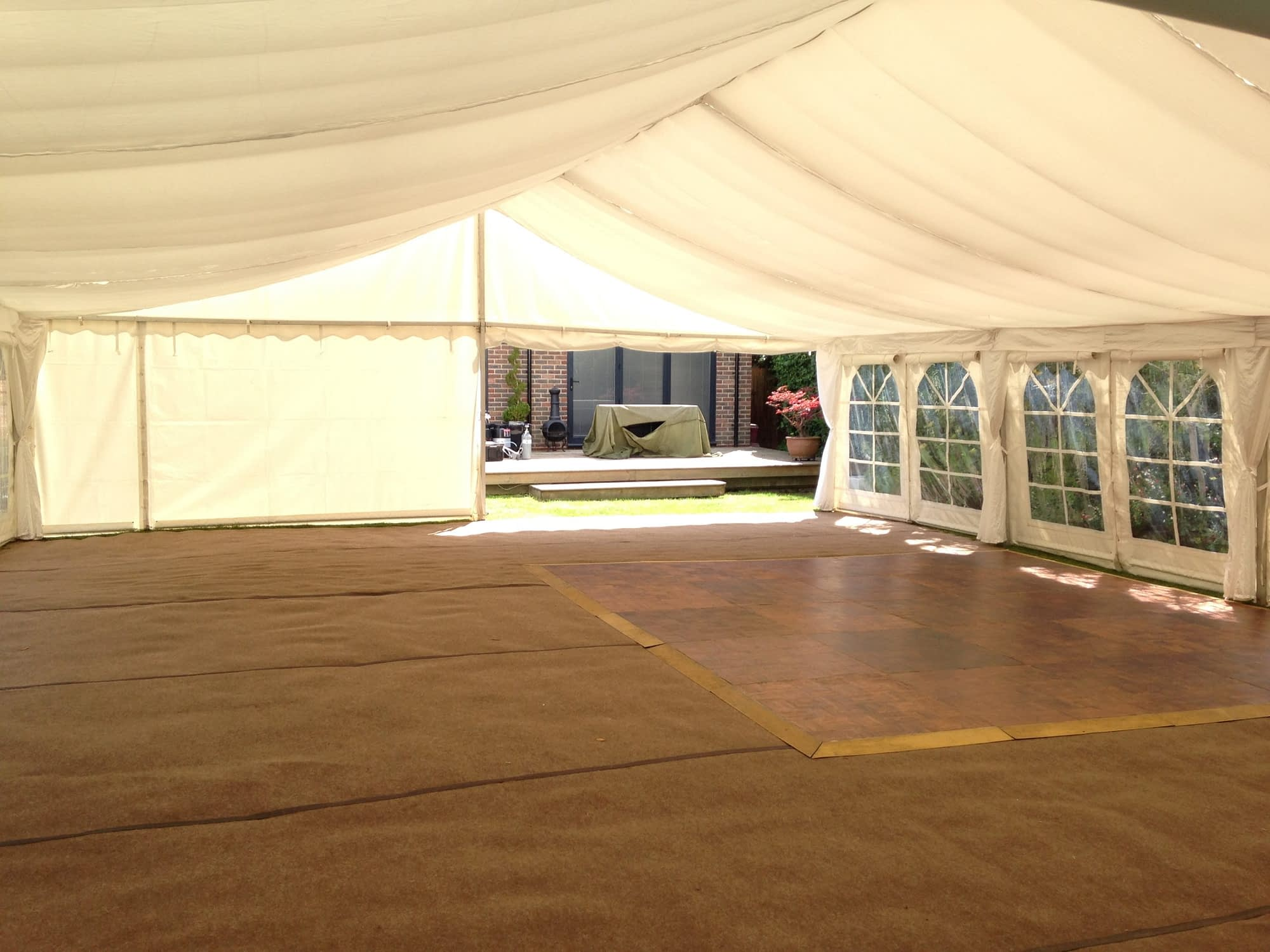 Wedding Marquee Hire Bromley