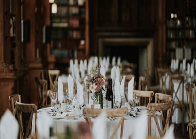 wedding chair hire East Sussex