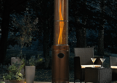 gas patio heater hire London