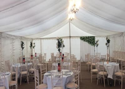 Chiavari Chair hire Hampshire